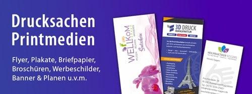 Druckerei Forchheim - Grafik Design - Prindesign